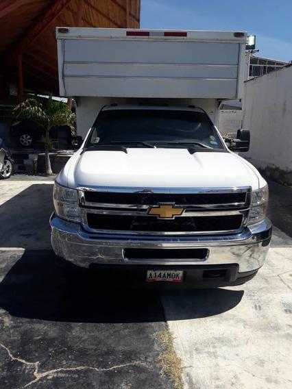 Camion Chevrolet Silverado Hd3500