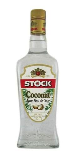 Licor Stock Coconut - 720ml