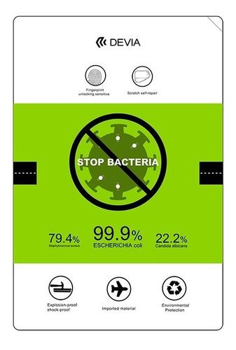 Mica Hidrogel Antibacterial iPhone 11 Pro Max Se 8 Plus Xr X