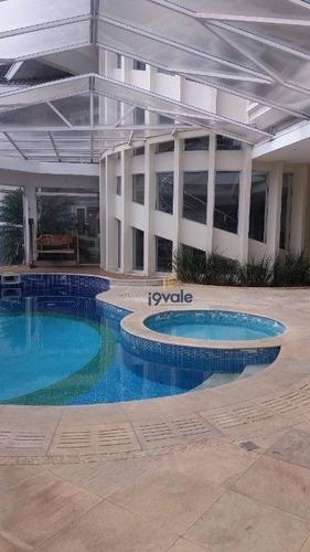 Belissima Casa No Aquárius, 801m² Construídos, Aceita Apto, Terreno - Ca0716