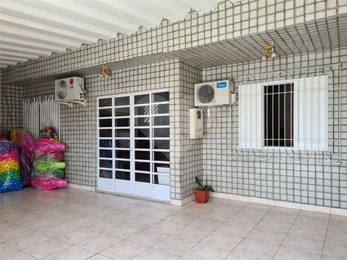 Casa 3 Dormitórios  Parque São Vicente - 271-im551451