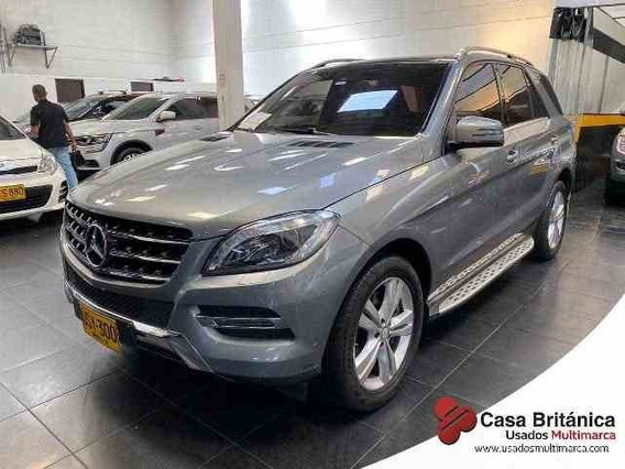 Mercedes Benz Ml 350 4matic 3500cc Automatico 4x4 Gasolina