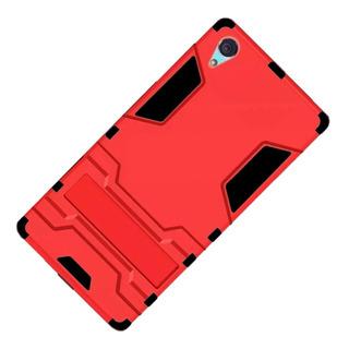 Funda Case Xperia Xa1 Plus G3423 + Cristal Plano Protector