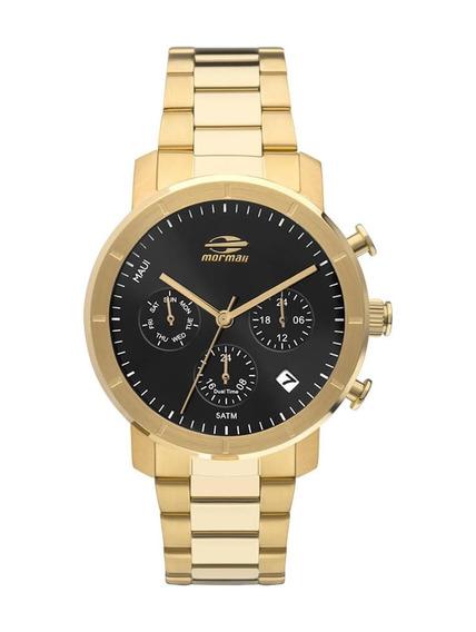 Relógio Mormaii Feminino Dourado 50 Metros Mojp25caq/4p