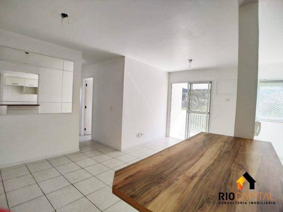 Apartamento Com 3 Quartos À Venda, 73 M² Por R$ 420.000 - Camorim - Rio De Janeiro/rj - Ap1206