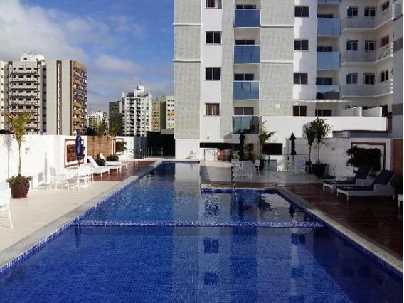Apartamento Para Venda No Residencial Pleno Em Campos - 7294
