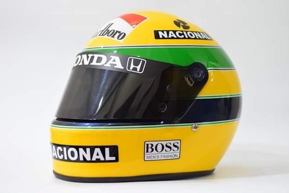 Casco Ayrton Senna 1991 F1