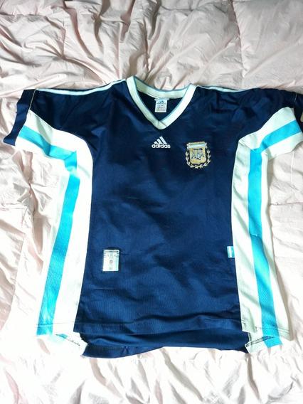 Camiseta Selección Argentina (francia 98)