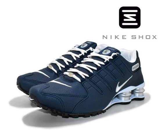 Tênis Nike Shhox Nz 4mola Masculino E Feminino Foto Real