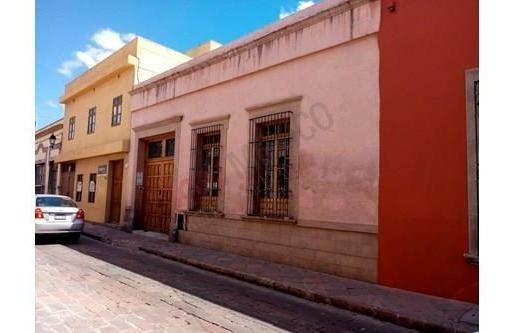 Casa En Venta / Centro Histórico / Querétaro