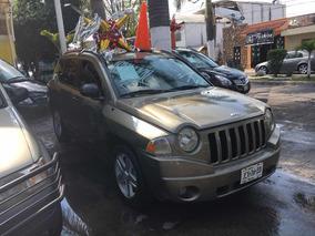 Jeep Compass Premium 4x2 Cvt 2007