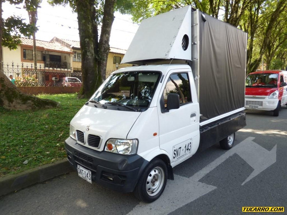Dfm/dfsk Pick-up Carro Valla