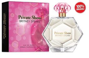 Private Show Britney Spears Eau De Parfume 100ml Mujer