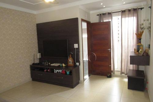 Casa Com 2 Dormitórios À Venda, 83 M² Por R$ 270.000,00 - Santa Terezinha - Piracicaba/sp - Ca3702