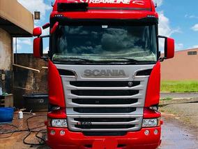 Scania R440 6x4 Jl