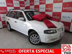 Volkswagen Parati 1.6 Mi 8v Total Flex, Nzv7025