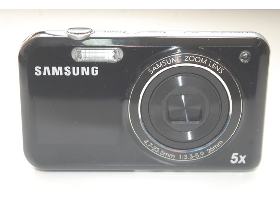 Câmera Samsung Pl120 14.2 Megapixels Usada