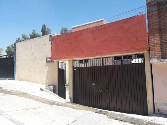 Casa En Ejidal Emiliano Zapata, Ecatepec.