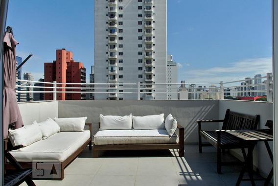 Apartamento Para Aluguel - Vila Olímpia, 2 Quartos, 130 - 893036831