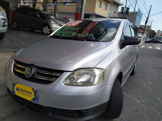 Volkswagen Fox 1.0 Plus Total Flex 5p