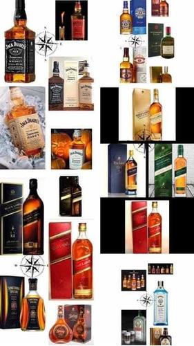 Licores Whisky Quito Variedad De Marcas 100% Originales
