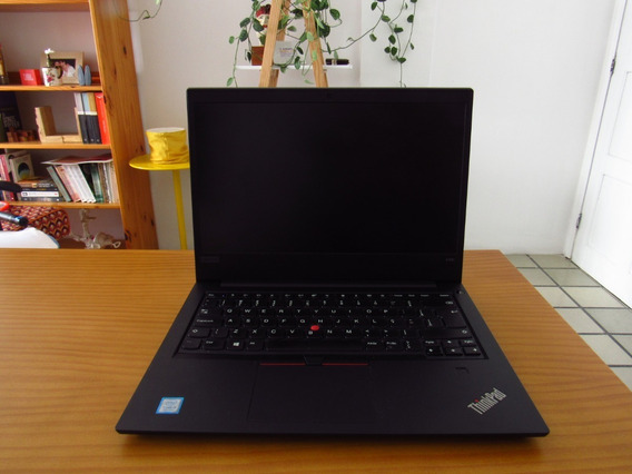 Notebook Lenovo Thinkpad E480 I5-8250u Ram 8gb Hd 500gb