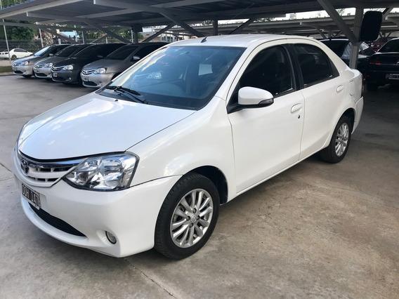 Toyota Etios 1.5 4p Xls 2015