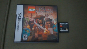 Lego Piratas Do Caribe Para Nintendo Ds