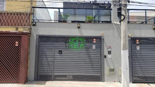 Reformadíssimo Sobrado Para Venda No Bairro Vila Leopoldina, 3 Dorm, 1 Suíte, 2 Vagas, 150 M, 125 M - 1310