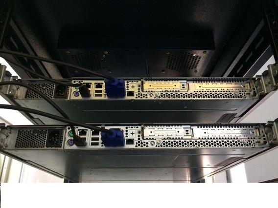 Lote C/2 - Servidor Hp Dl120 Xeon Usados