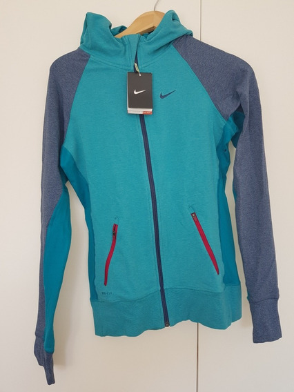 Campera Nike Dry Fit - Talle S - Mujer