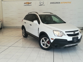 Chevrolet Captiva Sport 2.4 Ls At Agencia Credito Garantia!
