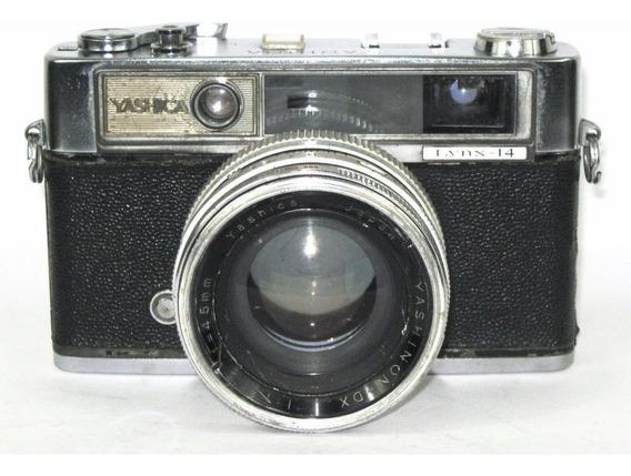 Máquina Fotográfica, Yashica Linx 14-profissional, Analógica