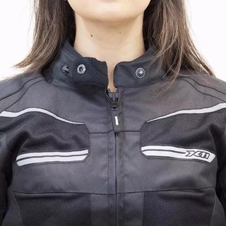 Jaqueta De Proteção Moto Forro Impermeável X11 Breeze Verão