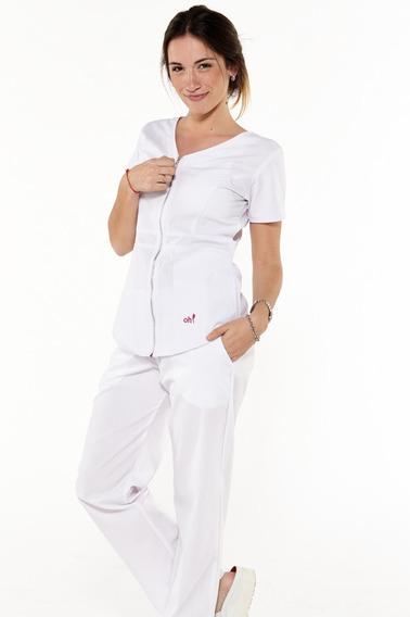 Nina Poly Blanco - Ambo De Diseño Mujer - Oh! Wear - Arciel
