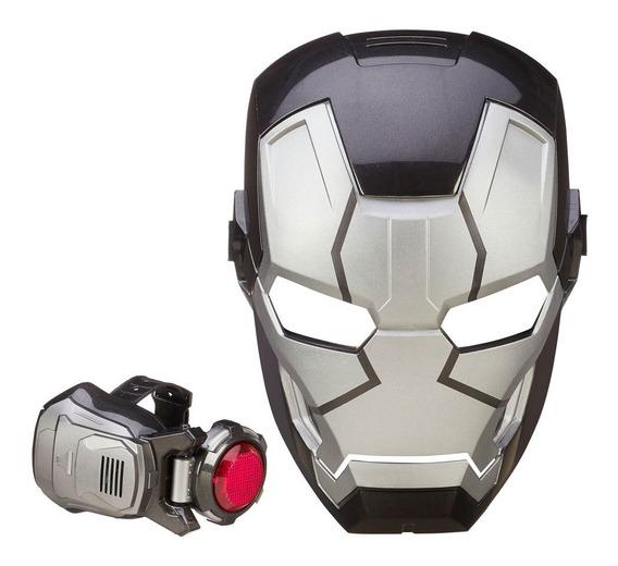 Máscara Eletrônica - Marvel Avengers - Age Of Ultron - Máqui