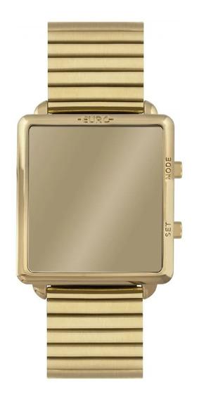Relógio Euro Digital Dourado Eujhs31bag/4d