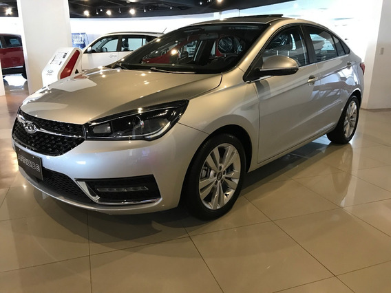 Chery Arrizo 5 Luxury Manual Con Techo