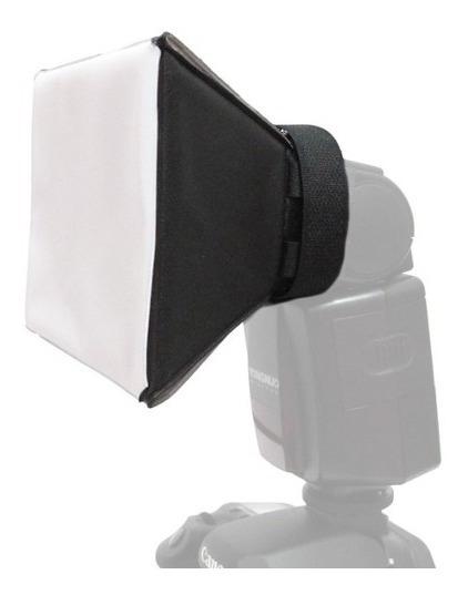 Difusor Flash Mini Softbox Pixco Universal Todos Modelos