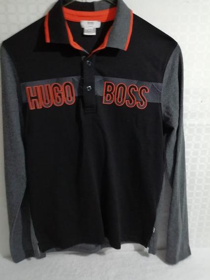 Playeras Xs Hugo Boss Original