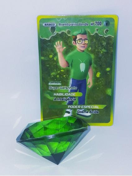 Pedra Do Poder Verde! Luccas Neto E Os Aventureiros