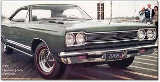 Biceles Delanteros Dodge Plymounth 1968