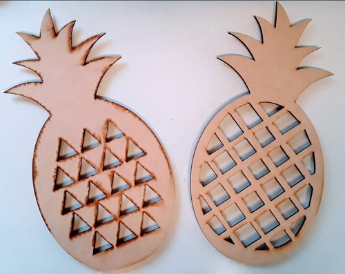 Posa Fuentes Fibrofacil Ananas Set X 2 Unidades