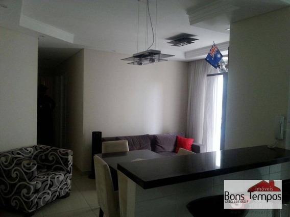 Apartamento Residencial À Venda, Penha De França, São Paulo. - Ap3524