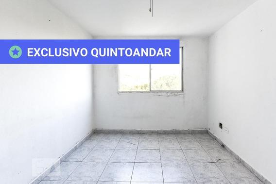Apartamento No 7º Andar Com 2 Dormitórios E 1 Garagem - Id: 892956681 - 256681