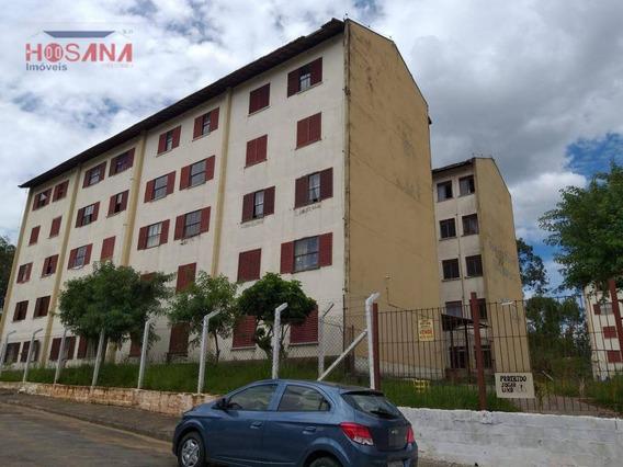 Apartamento À Venda, 50 M² Por R$ 110.000 - Nova Era - Caieiras/sp - Ap0153