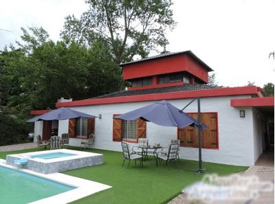 Alquilo Casa En Villa Del Dique Con Pileta A Metros Del Lago