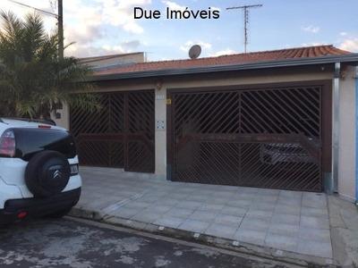 Ca01371 - Linda Casa No Jd. Monte Verde, Próximo Ao Parque Ecológico! - Ca01371 - 33589402