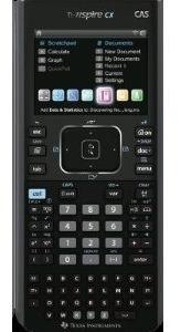 Imagen 1 de 3 de Calculadora A Color Texas Instruments Ti-nspire Cx Cas - Ti