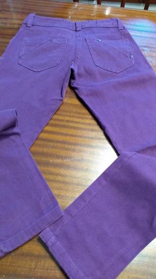 Pantalon Violeta Rocio Echenique T 24 !!!